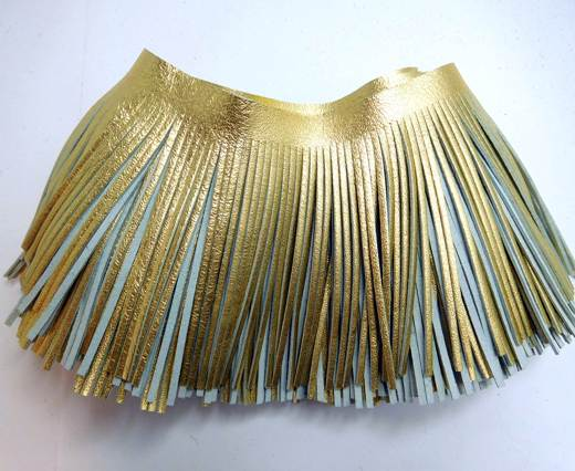 Fringes-8cms-Gold