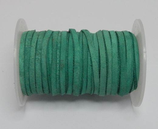 Suede Cords-4mm-GREEN