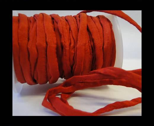 Buy Habotai silk cords - 4672 - Deep Saffron at wholesale prices