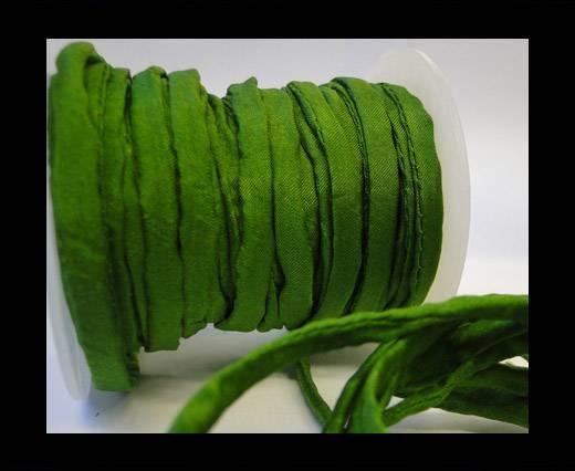 Habotai silk cords - 4742 - Grass