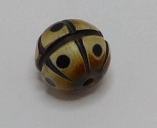 Horn Beads HB-209