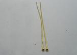 Head Pins FI7023-Gold-40mmx2mm