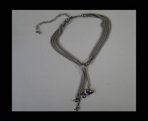 High Quality steel Neclace-number 12