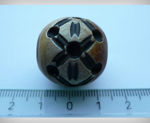 Buy Horn Beads HB-1 at wholesale prices