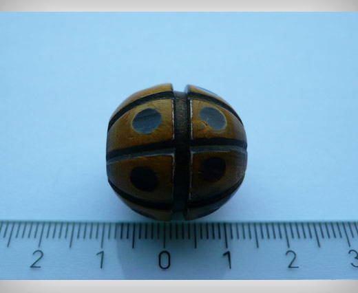 Buy Horn Beads HB-13 at wholesale prices
