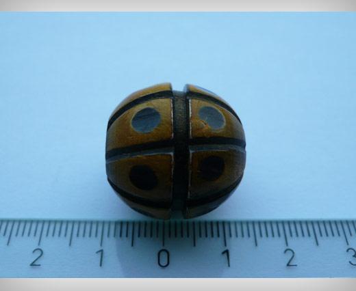 Horn Beads HB-13