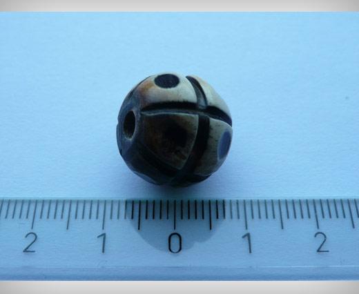 Horn Beads HB-123-2