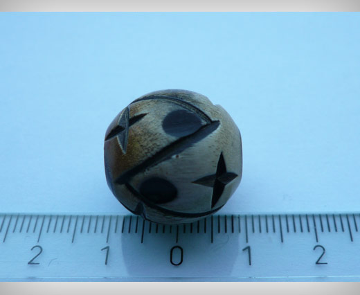 Buy Horn Beads HB-138 at wholesale prices