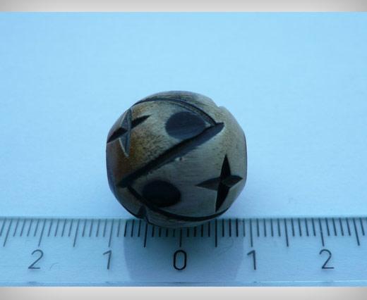 Horn Beads HB-138