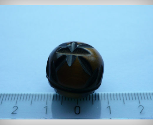 Horn Beads HB-142