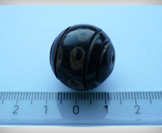 Horn Beads HB-166