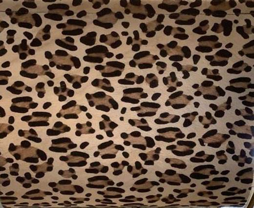 Print 9- Hair-On Cow Hide Leather