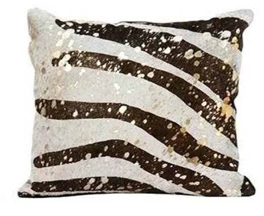 Hair-on Leather Cushion-Style5