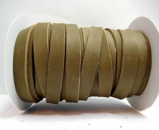 Nubuck Flat - 10mm -Kaky