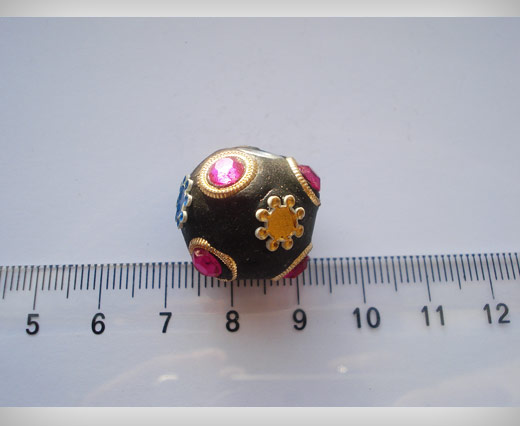 Buy Kashmiri Beads KB-145 at wholesale prices