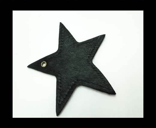KC-Key Cord Star Shape 8m Black