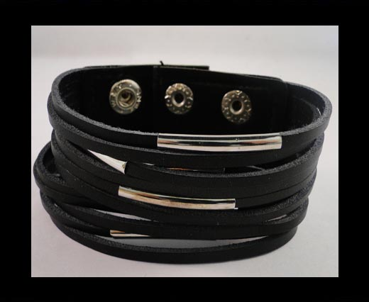 Buy Leather bracelet SUN-BO526 at wholesale prices