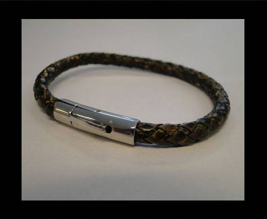 Buy Leather Bracelets MLBSS-12 at wholesale prices