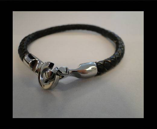 Buy Leather Bracelets MLBSS-13 at wholesale prices