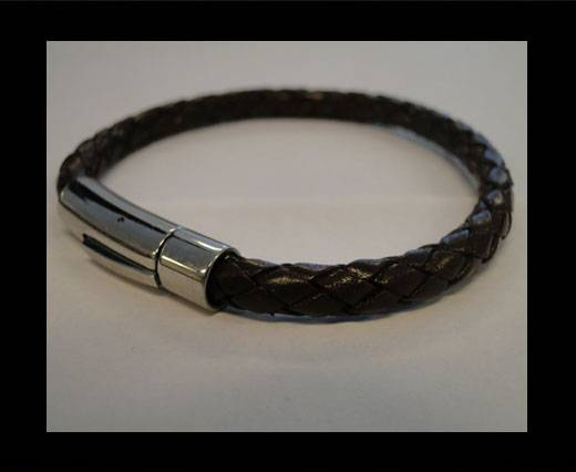 Buy Leather Bracelets MLBSS-14 at wholesale prices