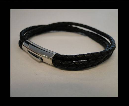 Buy Leather Bracelets MLBSS-21 at wholesale prices