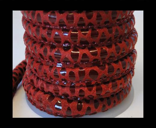 Buy Leather-Reptile-RSPS-14-Red at wholesale prices