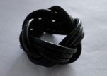 Leather-Ring-Black