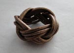 Leather-Ring-Bronze