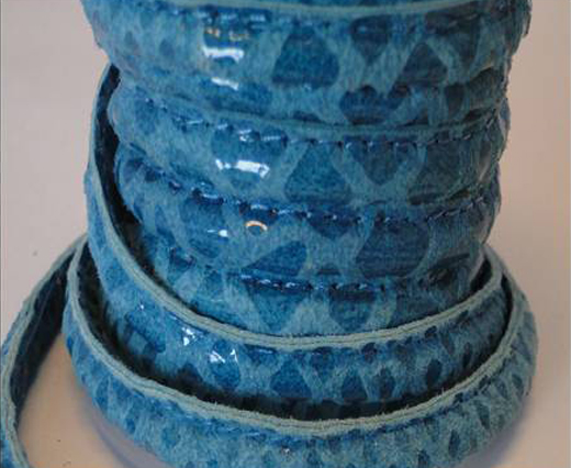 Buy Leather-Reptile-RSPS-07-Light Blue at wholesale prices