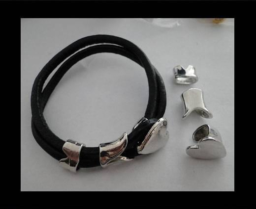 Buy Zamak magnetic clasp ZAML-17 at wholesale prices