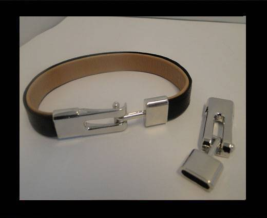 Buy Zamak magnetic clasp ZAML-47 at wholesale prices
