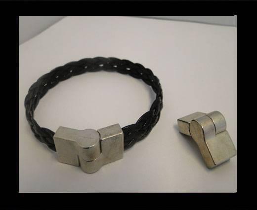 Zamak magnetic clasp ZAML-49