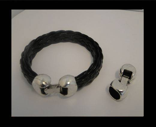 Buy Zamak magnetic clasp ZAML-60 at wholesale prices
