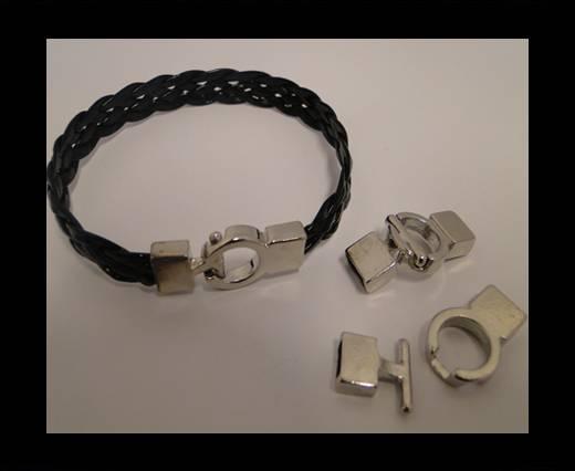 Zamak magnetic claps MGL-50
