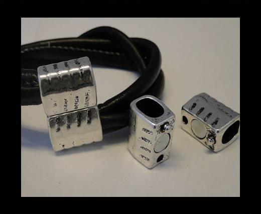 Zamak magnetic clasp ZAML-71-10*7mm