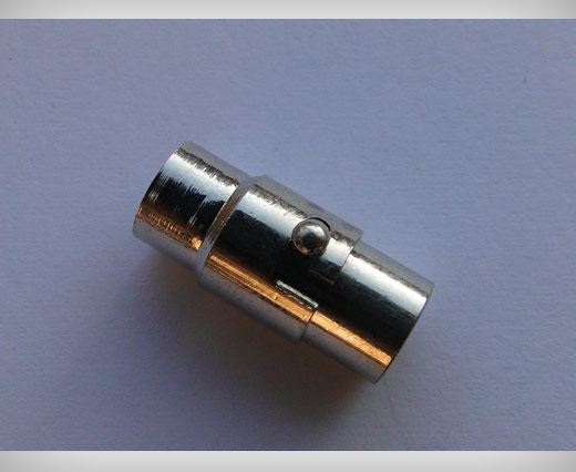 Zamak magnetic clasp MGL7 Combi - 5mm
