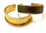 Zamak magnetic claps MGL-383-10mm-Gold