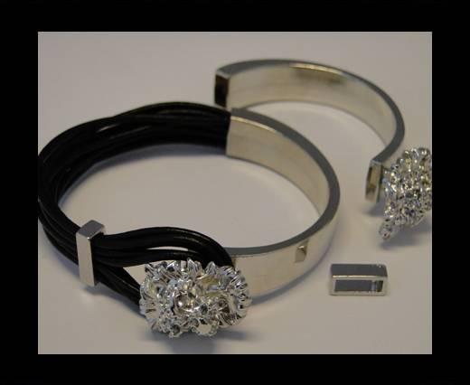 Buy Zamak magnetic claps MGL-87-8by4 mm at wholesale prices