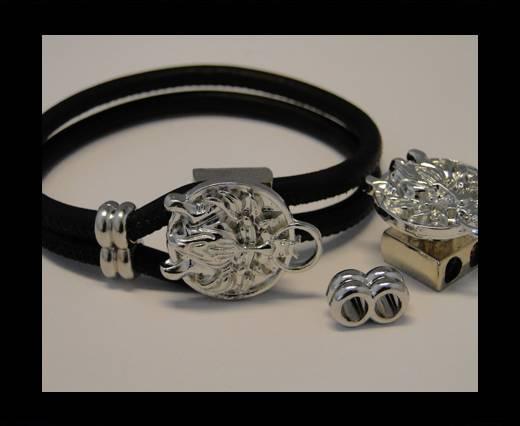 Half Cuff Bracelet Clasp MGL-91-5mm