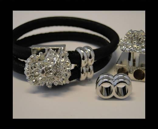 Half Cuff Bracelet Clasp MGL-95-5 mm