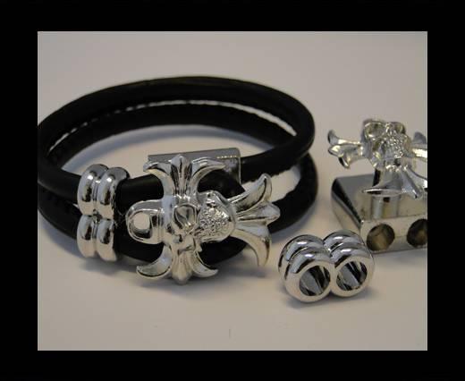 Half Cuff Bracelet Clasp MGL-97-5mm