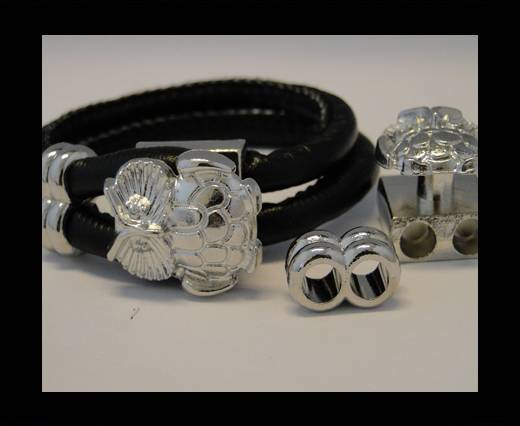 Half Cuff Bracelet Clasp MGL-98-5mm