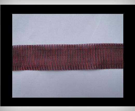 Buy Mesh Wire Burgundy at wholesale prices