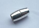 Zamak magnetic claps MGL8-5mm-Silver