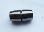 Zamak magnetic claps MGL8-4mm-Black