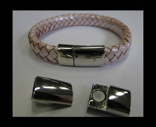 Buy Zamak magnetic clasp MGL-197-10*5mm at wholesale prices