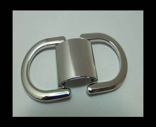 Buy Zamak magnetic claps MGL-200-20*14mm-silver at wholesale prices