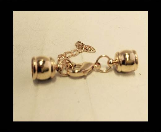 Buy Zamak magnetic claps MGL-282-6mm-GOLD at wholesale prices