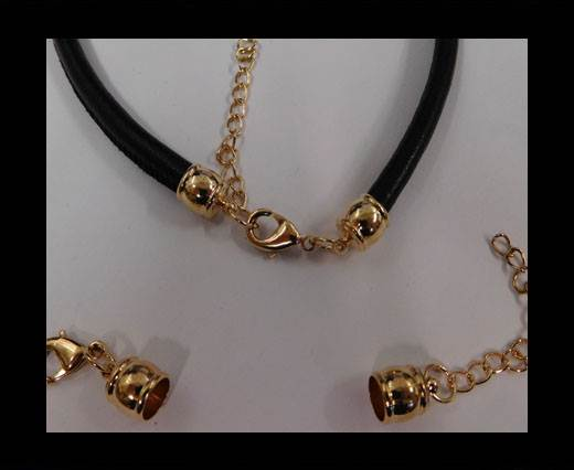Buy Zamak magnetic claps MGL-282-6MM-ROSE GOLD at wholesale prices