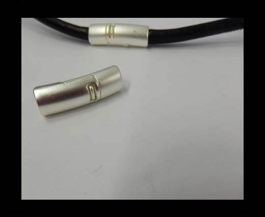 Buy Zamak magnetic claps MGL-313-6mm-Silver at wholesale prices